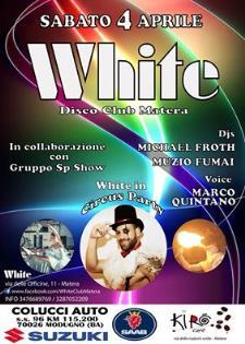 Circus Party - SP Show - 4 Aprile 2015 - Matera