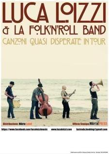 Concerti d'Osteria: Luca Loizzi - Canzoni quasi disperate - 27 Febbraio 2015 - Matera