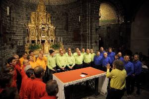 Concerto di Natale del Coro Bilacus di Bellagio  - Matera