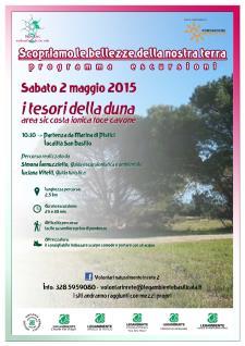 Conoscere il territorio per tutelarlo - 2 Maggio 2015 - Matera