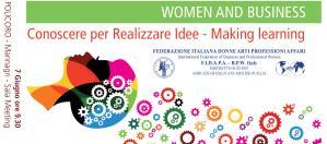 Conoscere per Realizzare Idee - 7 Giugno 2015 - Matera