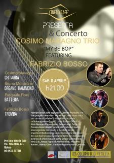 Cosimo Maragno Trio - 12 Aprile 2015 - Matera