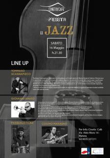 Cosimo Maragno Trio - 16 Maggio 2015 - Matera