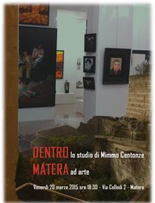 Dentro Matera - 20 Marzo 2015 - Matera