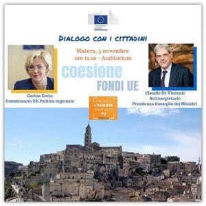 Dialogo con i Cittadini  - Matera