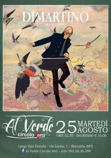Dimartino live - 25 Agosto 2015 - Matera