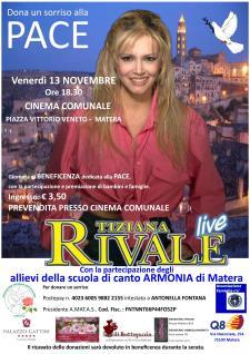 Dona un sorriso alla pace - 13 Novembre 2015 - Matera