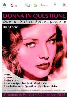 Donna in Questione 2015  - Matera