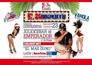 El Concierto - 23 Dicembre 2015 - Matera