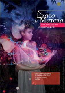 �rato a Matera - Festival dell'arte e della poesia - 13 Agosto 2015 - Matera