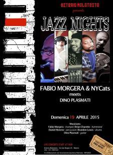 Fabio Morgera & Nycats - 19 Aprile 2015 - Matera