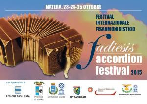 Fadiesis Accordion Festival 2015 - Matera