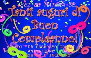 Festa 1° compleanno SEI DI MATERA SE...  - Matera