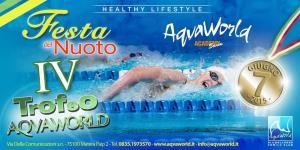 Festa del Nuoto 2015 - IV Trofeo AqvaWorld - 7 Giugno 2015 - Matera