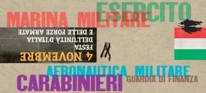 Festa dell'Unità d'Italia e delle Forze Armate - 4 Novembre 2015 - Matera
