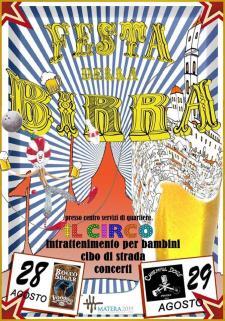 Festa della birra - I edizione - Matera