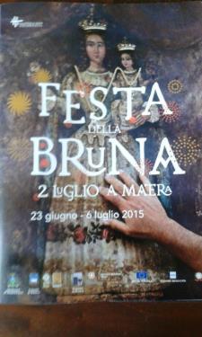 Festa di Maria SS della Bruna 2015  - Matera