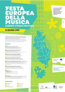 Festa europea dell musica - 21 Giugno 2015 - Matera