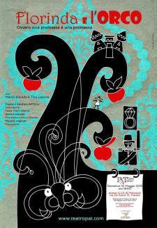 Florinda e l'Orco - Teatro di Figura - 10 Maggio 2015 - Matera