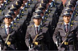 Foto Allievi Guardia di Finanza - Matera