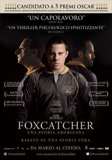 Foxcatcher - Il Cneclub (foto di mymovies.it)  - Matera