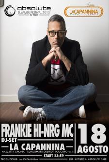 Frankie HI-NRG MC - Matera