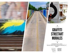 From Street to Art - Parlando di Graffiti, Street Art e Murales - Matera
