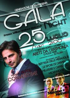 Gala Night - 25 Luglio 2015 - Matera