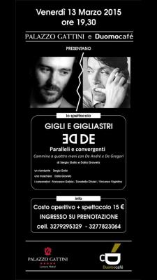 Gigli e Gigliastri - 13 Marzo 2015 - Matera
