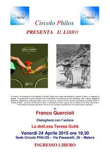 Gino e Fausto di Franco Quercioli - Matera