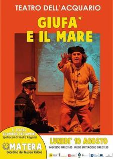 GIUFA' E IL MARE - Matera