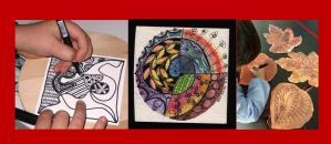 Gli Scarabocchi zen tra arte meditativa e attività grafica nella scuola - Matera