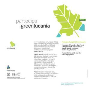 Green Lucania - 4 Luglio 2015 - Matera