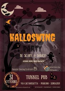 Halloswing party - Matera