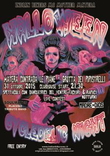 Halloween Cycledelic Night - 31 Ottobre 2015 - Matera