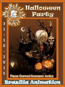 Halloween party - 31 Ottobre 2015 - Matera