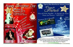 Happy Christmas Day - Matera