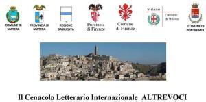 """Il Cenacolo Letterario Internazionale """"Altre Voci"""" - Matera"""