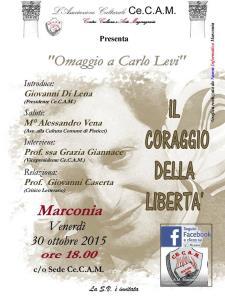 Il coraggio della libert� - Matera