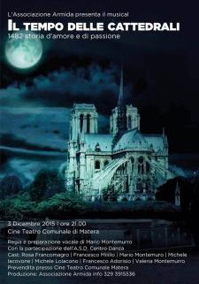 Il Tempo delle Cattedrali - 3 Dicembre 2015 - Matera