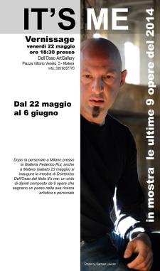 It's me - Mostra di Domenico dell'Osso  - Matera
