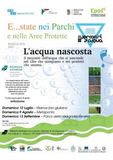 L'Acqua nascosta - Matera