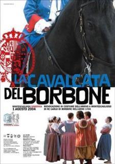 La Cavalcata del Borbone edizione 2015 - Matera
