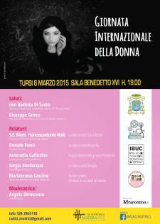 La donna ieri e oggi - 8 Marzo 2015 - Matera