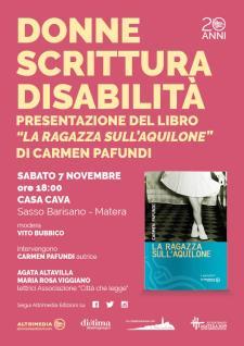 La ragazza sull'aquilone - 7 Novembre 2015 - Matera
