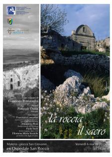 La Roccia e il Sacro  - Matera