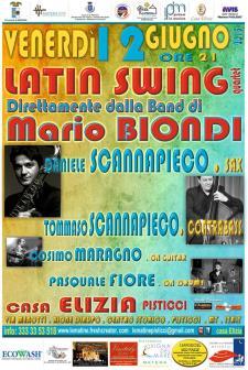 Latin Swing quartet - 12 Giugno 2015 - Matera
