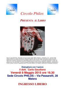 Le mani nel petrolio - 8 Maggio 2015 - Matera