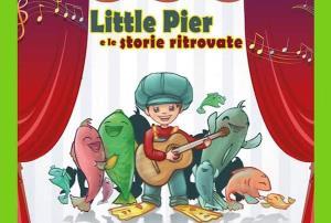 Little Pier e le storie ritrovate  - Matera