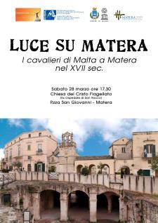 Luce su Matera 2015 - 28 Marzo 2015 - Matera